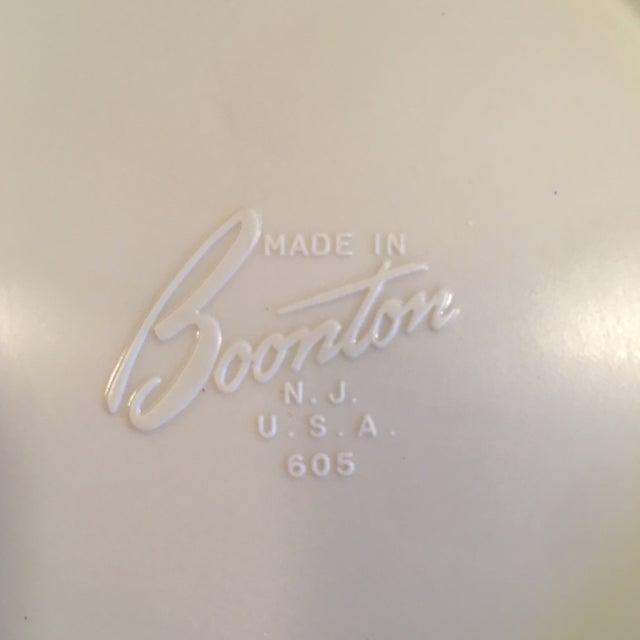 Vintage Boonton Melmac Divided Dish - Image 6 of 6