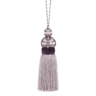 Wisteria Key Tassel With Cut Ruche For Sale