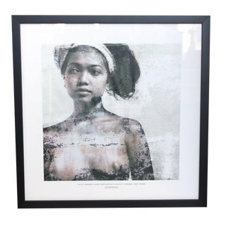 Ida Ayu- Indonesian Vintage Image Inspiration - Collection - Temporama - Code - Tpr S202 For Sale