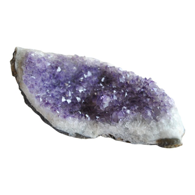 Large Amethyst Crystal Geode - Image 1 of 5