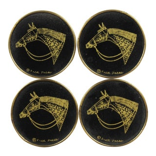 Horsehead Coasters - Set of 4