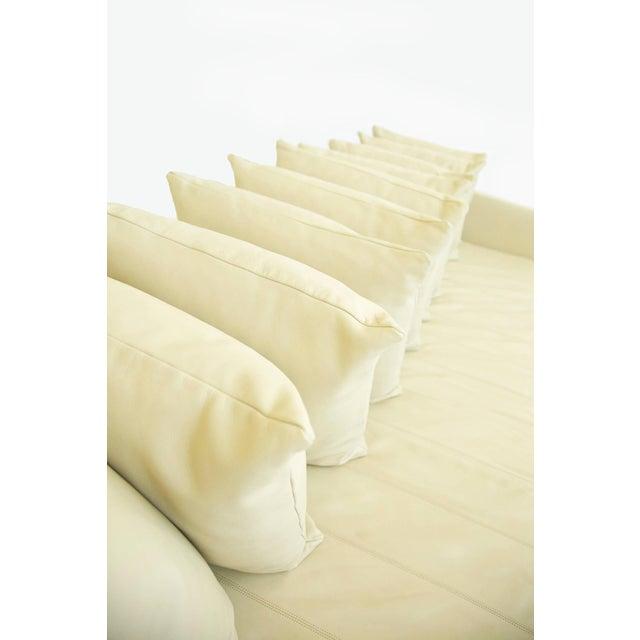 Textile Joe D'urso Linear Sofa For Sale - Image 7 of 8