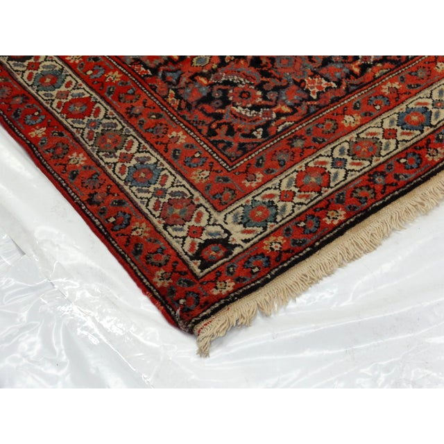 "Leon Banilivi Antique Persian Rug - 6'6"" X 4'1"" For Sale - Image 4 of 4"