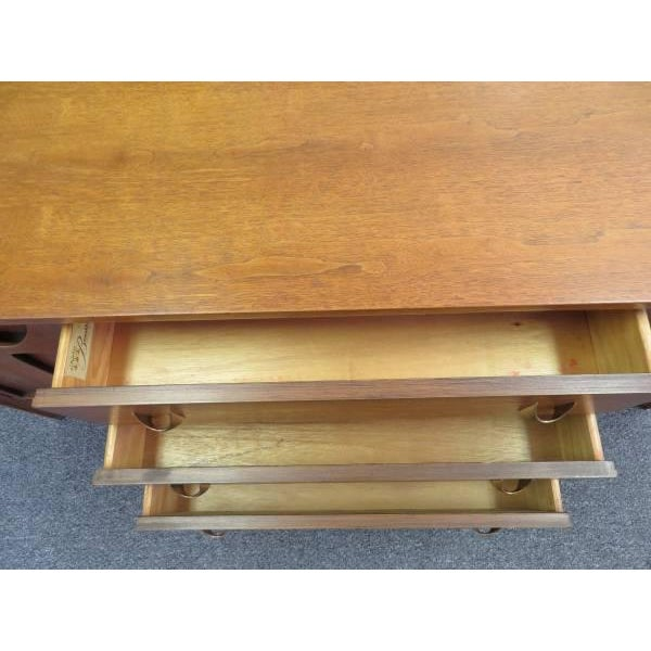 1960s 1960s Mid-Century Broyhill Brasilia Lowboy Credenza For Sale - Image 5 of 12