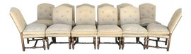 Image of Jacobean Dining Chairs