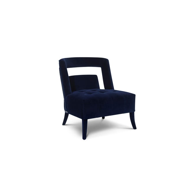 Covet Paris Naj Bold Armchair For Sale - Image 4 of 5