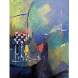 The Chess Game Painting For Sale
