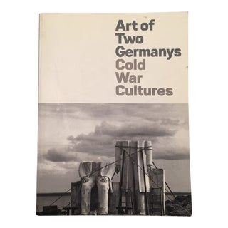 """Art of Two Germanys Cold War Culture"" 2009 Lacma First Edition Exhibition Catalogue Art Book For Sale"