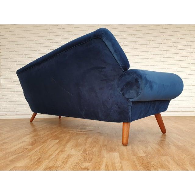 Kurt Østervig 1960s Vintage Kurt Østervig Danish 3 Seater Sofa For Sale - Image 4 of 13