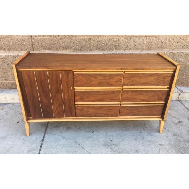 Mid-Century Modern Mid-Century Modern Credenza For Sale - Image 3 of 5