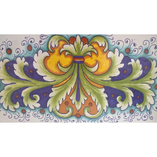 Nova Deruta Raffaellesco Platter/Tray - Image 4 of 5