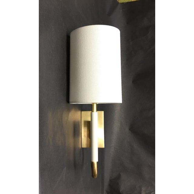 Visual Comfort Clout Small Sconce by Barbara Barry For Sale - Image 4 of 4