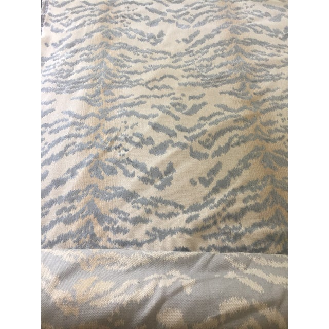 """Rajah Blue"" Cowtan & Tout Fabric For Sale - Image 4 of 6"