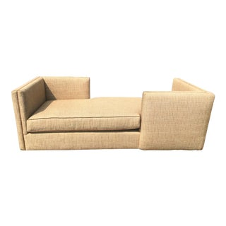 Tete a Tete Kravet Sofa For Sale