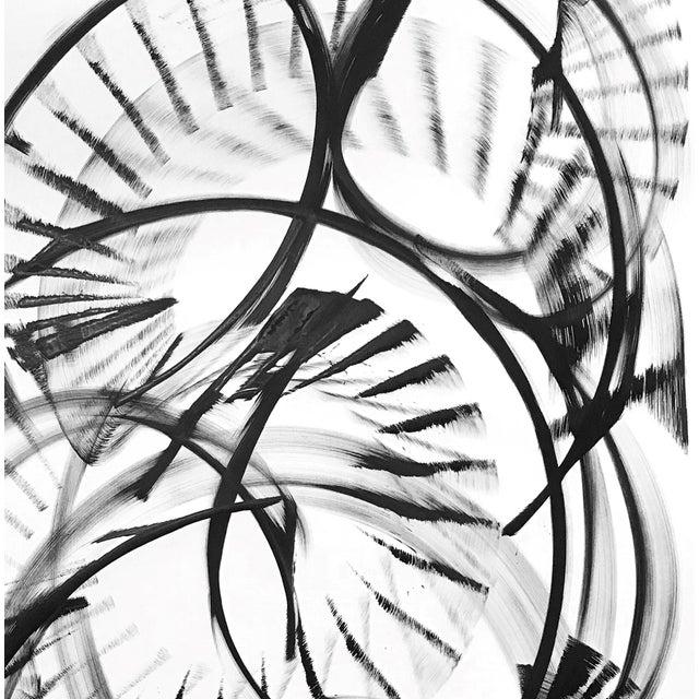 "Abstract ""Epsilon Eridani"" Original Artwork by Thomas Hammer For Sale - Image 3 of 6"