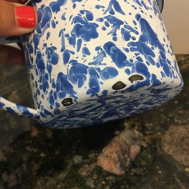 Enamel Spatterware Mugs - Set of 3 - Image 10 of 10