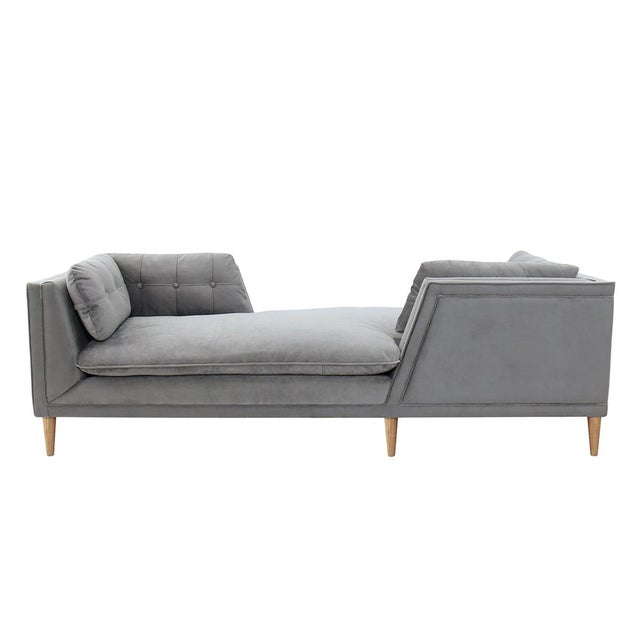 Contemporary Two Sided Modern Sofa Daybed For Sale - Image 3 of 3