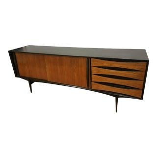 Mid-Century Rosewood Buffet For Sale
