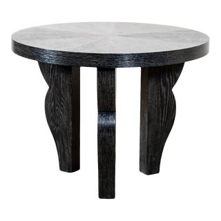 Ebonized Oak 'Dudley' Table For Sale
