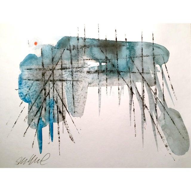 """""""Rebar 11"""" Watercolor Painting - Image 2 of 3"""