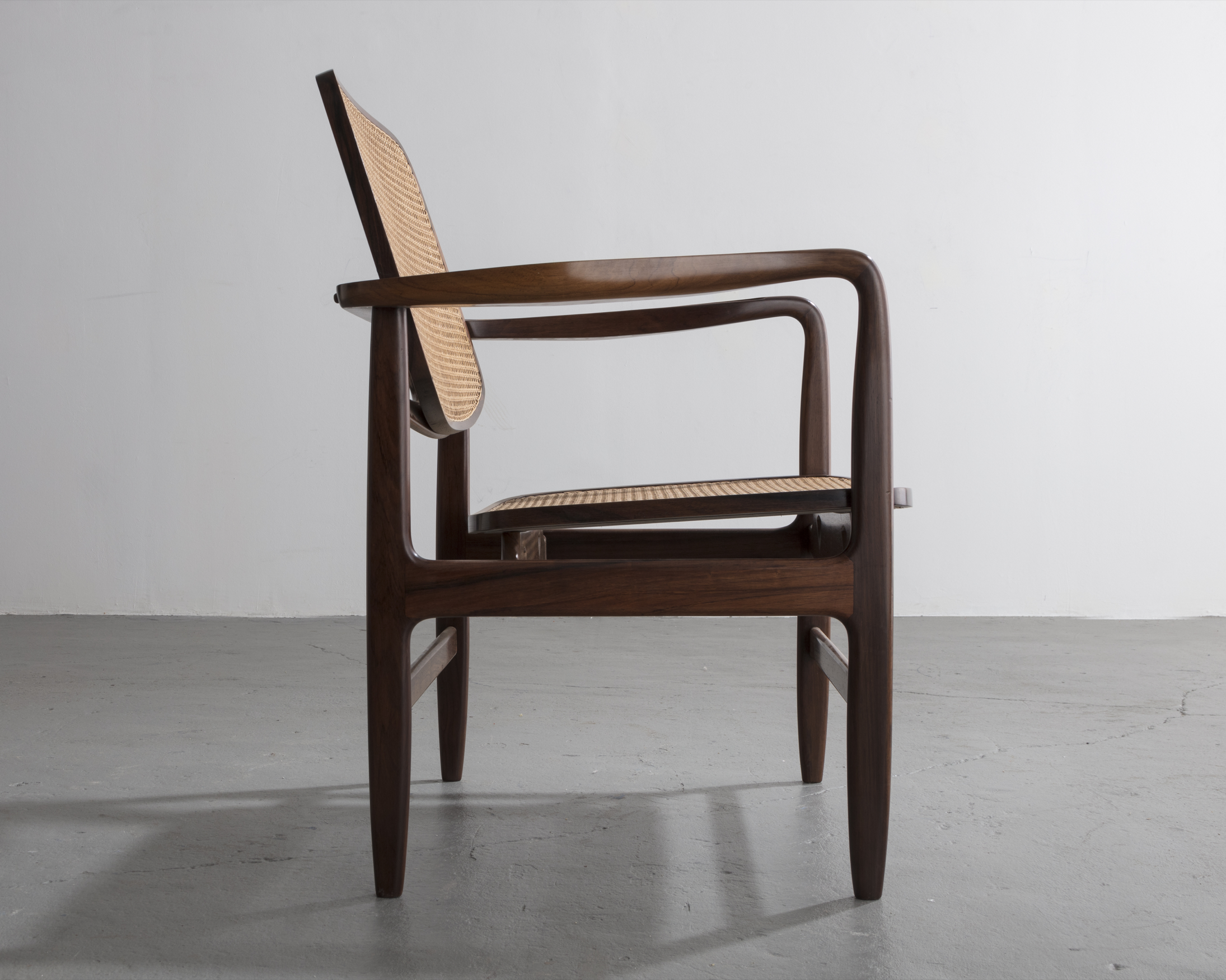 Poltrona Oscar  chair by Sergio Rodrigues Brazil 1958. - Image 6.    sc 1 st  Decaso & Exceptional