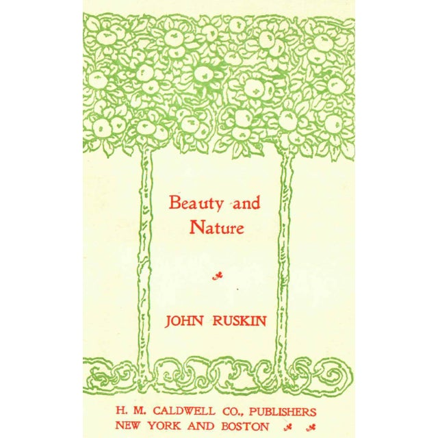 Antique Beauty and Nature Book - Image 2 of 2