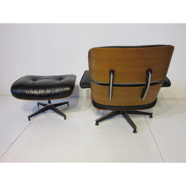 Herman Miller Eames 670 Lounge Chair and Ottoman by Herman Miller For Sale - Image 4 of 10