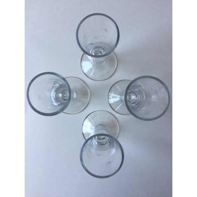 Vintage Mid-Century Shot Glasses - Set of 4 - Image 3 of 9