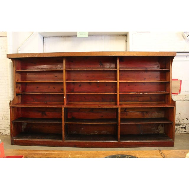 Antique American Department Store Shelves - Image 2 of 5