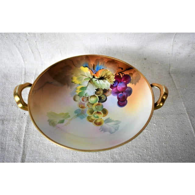 Japanese Two Handled Bowl For Sale - Image 4 of 6