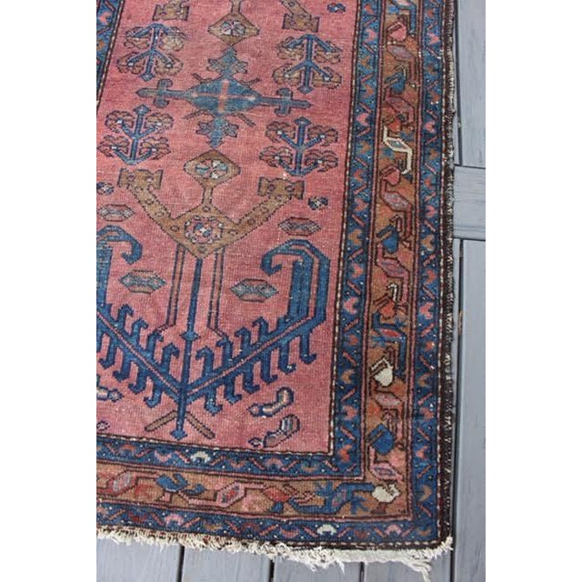 "Antique Persian Balouch Rug - 2'10"" x 5' - Image 6 of 8"