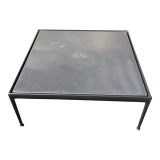 Knoll 1966 Collection Porcelain Coffee Table For Sale