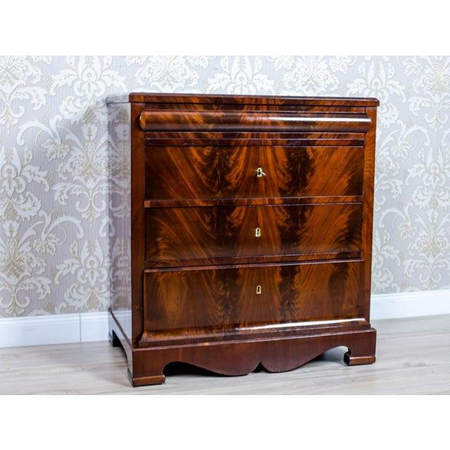 Biedermeier Dresser-Vanity Table, Circa 1860 For Sale - Image 13 of 13