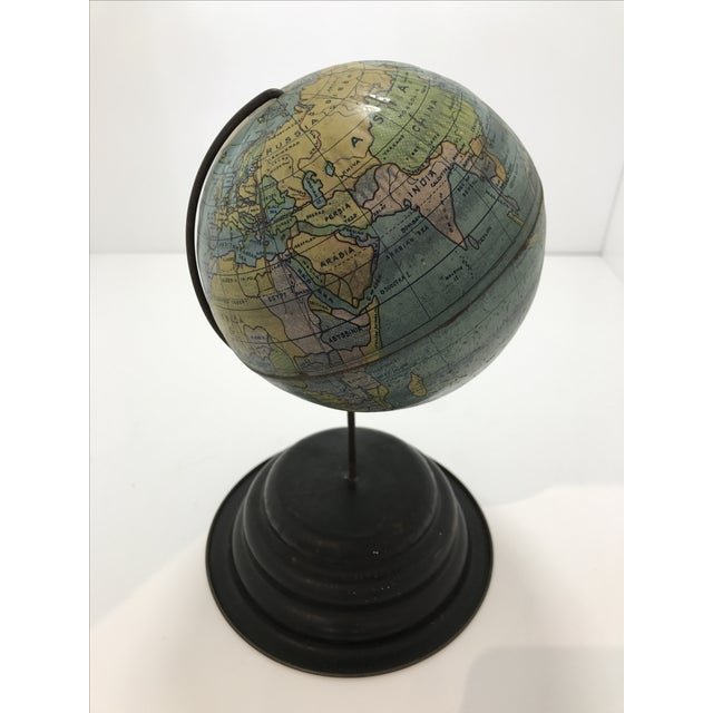 Vintage 1960s Tin Globe - Image 2 of 4