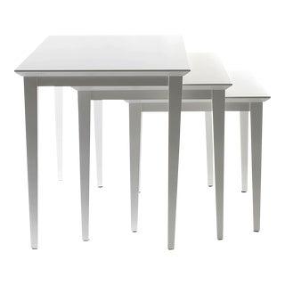 Covet Paris Manhattan Nesting Tables - Set of 3 For Sale