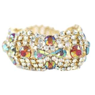 Stunning Rhinestone Bracelet For Sale