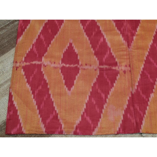 Tribal Ikat Hanging For Sale - Image 3 of 6