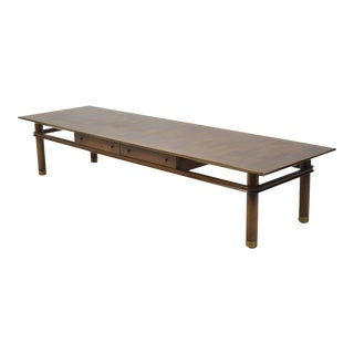 Bert England Long Table or Bench by Johnson Furniture Co. For Sale