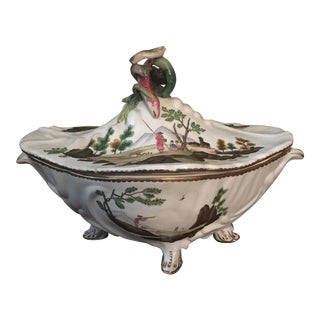 Chelsea House Winterthur Robert Porcelain Tureen For Sale