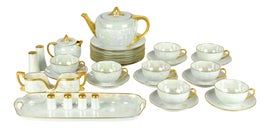 Image of Gold Coffee and Tea Service