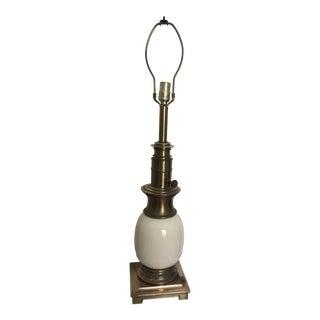 1970s Stiffel Ostrich Lamp For Sale