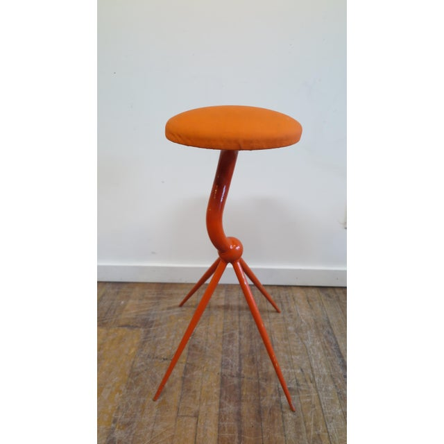 Bar Stools by Patrice Goujon For Sale - Image 10 of 13