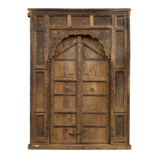 Indian Door For Sale