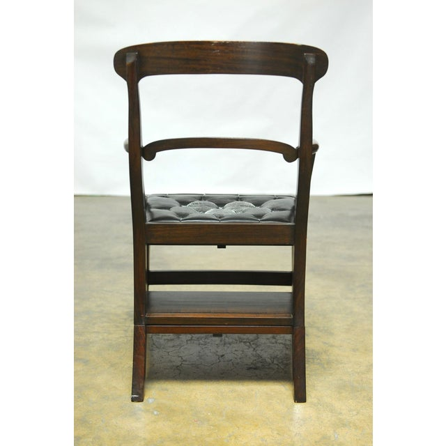 Rosewood Metamorphic Chair by Charlotte Horstmann - Image 8 of 10