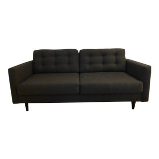 Kyle Schuneman Charcoal Couch