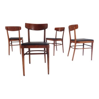 Thonet Bentwood Cafe Dining Chairs For Sale