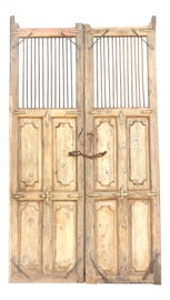 Image of Spanish Colonial Doors and Gates