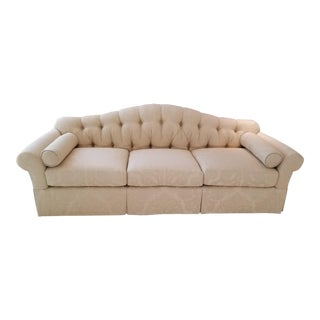 Never Used Bakers Upholstery Collection Sofa