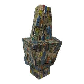Juanita May Mosaic Sculpture For Sale