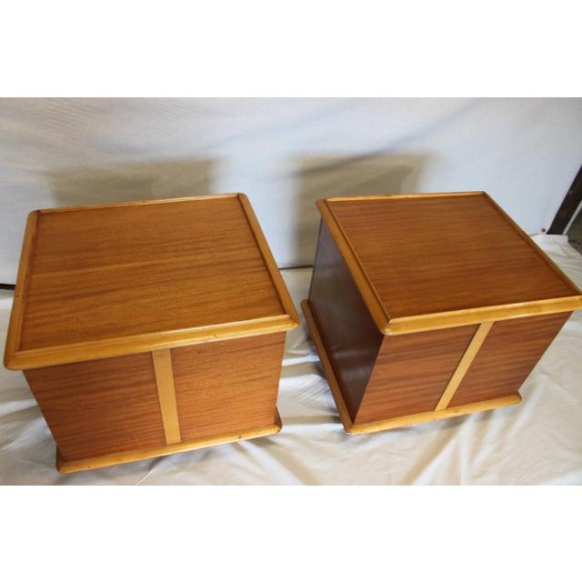 Modern Paul Frankl Bedroom Set For Sale - Image 3 of 11